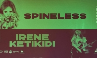 Spineless & Irene Ketikidi live 16/1/2020 @ Temple