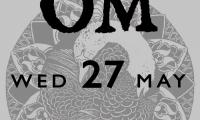 Ανακοίνωση νέου χώρου συναυλίας Om (26/5/21 @ Gagarin205)