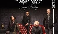 Οι θρυλικοί gothic rockers Nosferatu έρχονται στο Temple (22/2/20)