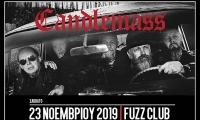 Candlemass @ Fuzz Club, Σάββατο 23 Νοεμβρίου