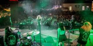 Live Review: Nightstalker / The Screaming Fly @ Τεχνόπολη, 2/7/2021