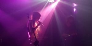 Live Review: White Ring / Sycorax @ Death Disco, 26/10/19