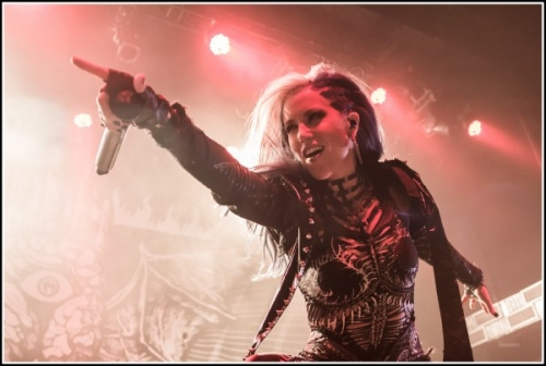 Live Review: Arch Enemy / Jinjer @ Piraeus 117 Academy, 22/9/2017