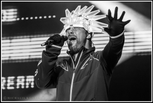 Live Review: Release Athens Festival 2018 -Day 3: Jamiroquai/ Parov Stelar/ Cigarettes After Sex/ Sillyboy's Ghost Relatives, Πλατεία Νερού, 17/6/18