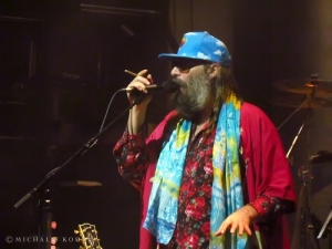 Live Review: Sebastien Tellier / Liebe @ Fuzz Live Music Club, 7/11/14