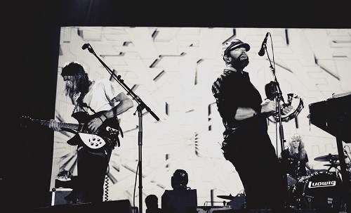 Live Review: The Black Angels / Holy Monitor @ Piraeus 117 Academy, 7/9/2017