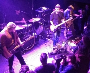 Live Review: Οι Φόβοι του Πρίγκηπα @ Six Dogs, 12/1/19