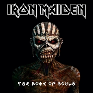Iron Maiden - The Book Of Souls (Parlophone, 2015)