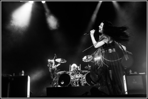 Live Review: Rockwave Festival 2017 Day 3: Evanescence/Gojira/Paradise Lost κ.α. 2/7/2017
