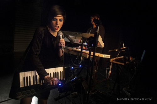 Live Review: Marva Von Theo @ Beton 7, 1/4/2017