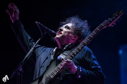 Live Review: Ejekt Festival 2019 - The Cure / Michael Kiwanuka / Ride / Khruangbin / The Steams @ Πλατεία Νερού, 17/7/2019