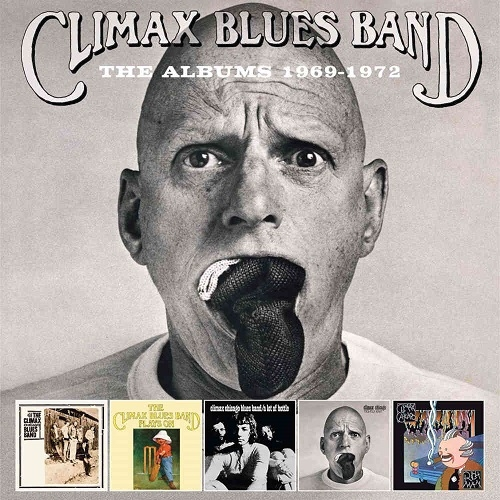 Climax Blues Band - The Albums 1969-1972 (Esoteric Recordings, 2019)