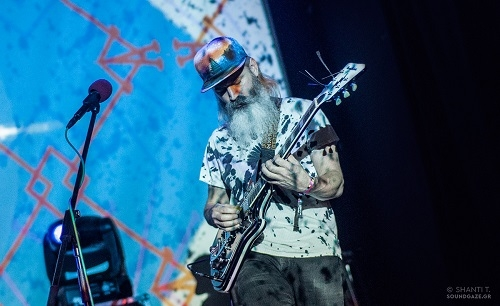 Live Review: Wooden Shjips / Holy Monitor @ Gagarin 205, 17/3/19