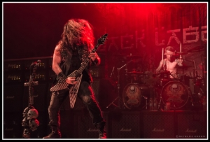 Live Review: Black Label Society / Potergeist @ Terravibe Park 25/7/2015