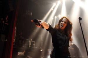 Live Review: Epica / Jaded Star @ Fuzz Live Music Club, 27/3/2015