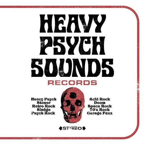 Label Gazing: Heavy Psych Sounds Records