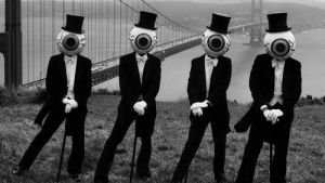 Record Shuffle #13: The Residents – pREServed - The Archival Reissue Series