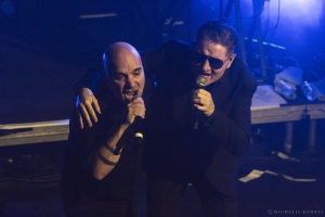 Live Review: Nitzer Ebb / Liebknecht @ Temple, 18/1/2020