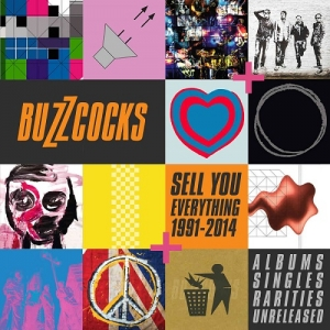 Buzzcocks - Sell You Everything (1991-2014) – (Cherry Red Records, 2020)