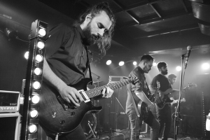 Live Review: we.own.the.sky / Afformance @ An Club, 8/4/2016