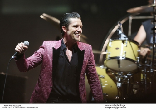 The Killers @ Ejekt Festival, 24/6/2017: Ένα αιρετικό review