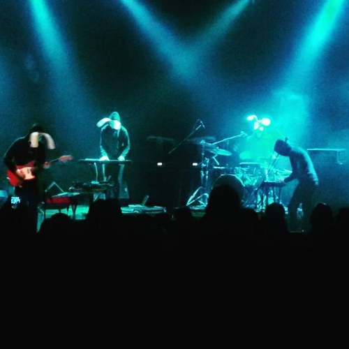 Live Review: Sleep Party People / Gioumourtzina @ Gagarin 205 Live Music Space, 19/3/2016