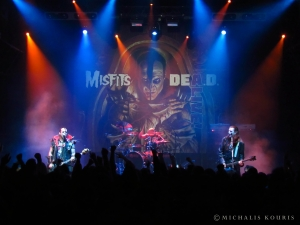 Live review: Misfits, 24/2/2014, Fuzz Club