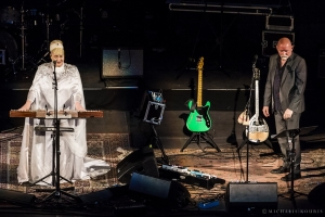 Live review: Dead Can Dance @ Ωδείο Ηρώδου Αττικού, 3/7/19