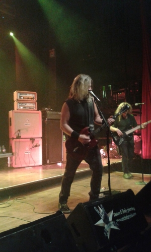 Live Review: Corrosion of Conformity / Potergeist / Full House Brew Crew @ Fuzz Club, 27/6/15
