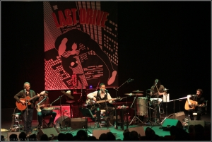 Live Review: The Last Drive unplugged @ Τριανόν, 8 & 9/1/16