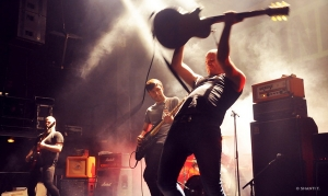 Live Review: Toundra / Allochiria / Their Methlab @ Fuzz Live Music Club, 27/4/17