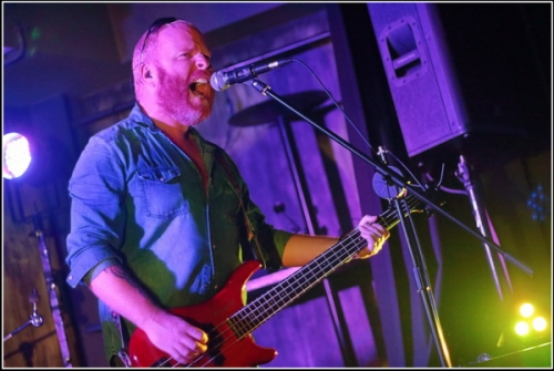 Live review: Antimatter / Dreambleed @ Death Disco, 25/9/16