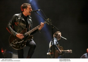 Live Review: Rockwave Festival 2016 – Day 1: The Last Shadow Puppets/ Dropkick Murphys/ Suede/ Turbonegro/ The Subways/ Despite Everything/ The Callas/ Whereswilder/ Wish Upon A Star @ Terravibe Park, 5/6/16
