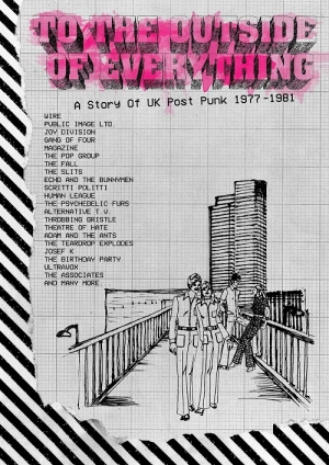 V/A – To the Outside of Everything / A Story of UK Post-Punk 1977 - 1981 (Cherry Red Records, 2017)