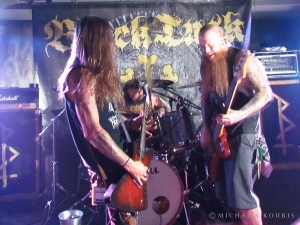 Live review: Black Tusk / Sadhus (The Smoking Community) @ Death Disco, 5/7/2014