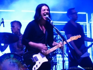 Live review: Placebo/ Sigmatropic @ Σ.Ε.Φ. (open air), 8/8/2014
