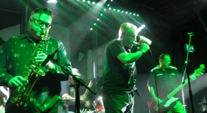 Live review: Theatre of Hate / Borrowed Time / Jim Johnson @ The Fleece, Bristol UK, 23/10/2017