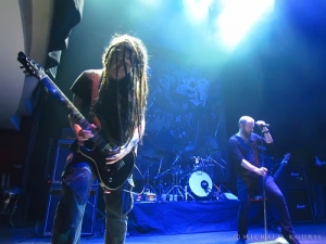 Live review: Paradise Lost / Potergeist @ Stage Volume One, 13/9/2014