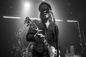 Live Review: Imperial State Electric / Dr. Awkward & The Screws / The Wrinkled Suits @ Κύτταρο Live Club, 6/5/2017