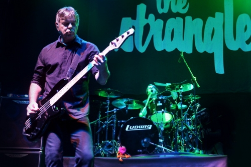 Live review: The Stranglers @ Piraeus 117 Academy, 20/11/2016