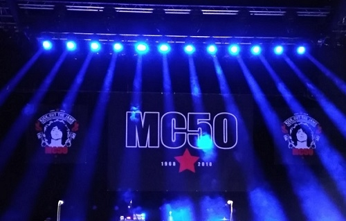 Rookies Corner: MC50 / Michael Monroe @ Shepherd's Bush Empire, Λονδίνο, 12/11/18