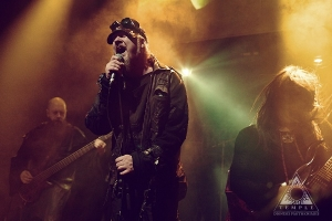 Live Review: Arcturus/Diablery/Borderline Syndrome @ Temple, 12/1/2018