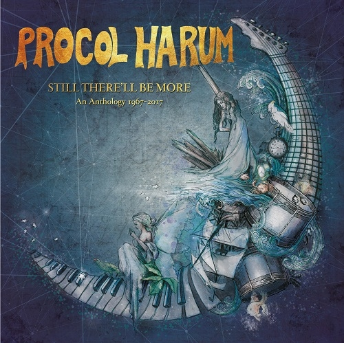 Procol Harum – Still There'll Be More: An Anthology 1967-2017 (Esoteric Recordings, 2018)