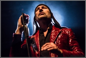 Live Review: Laibach @ Fuzz Club, 25/3/18