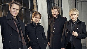 Duran Duran: American Top 40- longest charting act