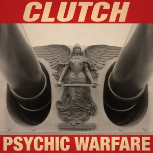 Clutch – Psychic Warfare (Weathermaker, 2015)
