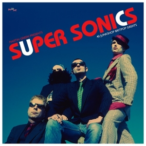 V/A – Super Sonics - Martin Green Presents: 40 Junkshop Britpop Greats (RPM Records, 2020)
