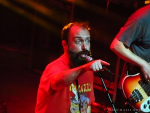 Live review: Clutch / The Big Nose Attack / Black Hat Bones @ Ιερά Οδός, Αθήνα, 24/6/2014