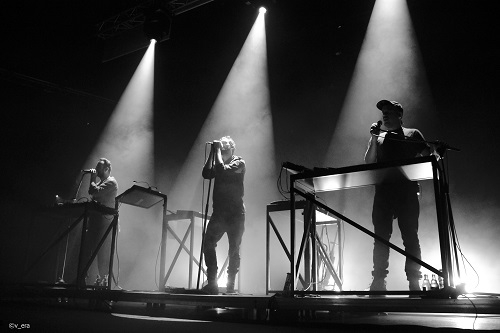 Live Review: Moderat @ Gazi Music Hall, 12/11/2016