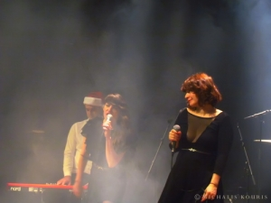 Live Review: Nouvelle Vague @ Fuzz Live Music Club, Αθήνα, 24/12/14